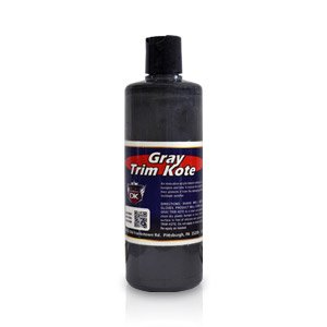 Trim Kote Gray Pint