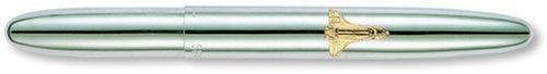 - Fisher Space Pen, Bullet Space Pen with Shuttle Emblem, Chrome (600SH)