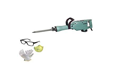 UMG(ultimate machinery & goods)® 16kg Demolition Hammer 1800watt with 2chisels BREAKER MACHINE HEAVY DUTY ROAD BREAKER CONCRETE CUTTER Price & Reviews