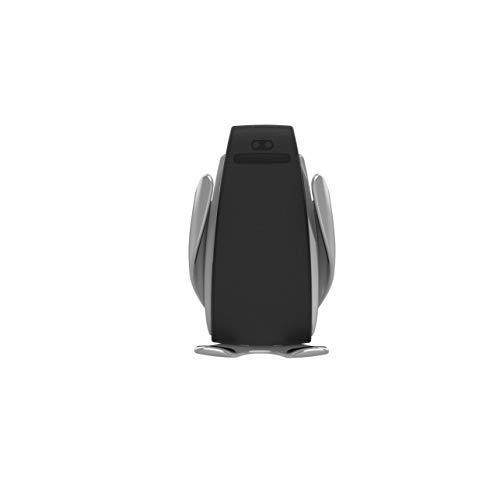 2019 10W 15W Penguin Wireless Charging car Mount Vehicle Infrared Sensor QI cert Wireless Car Holder Charger RVC s5