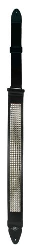 "LM Products PS-24ST Studded Guitar Strap, 3"" Wide"