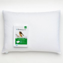 (Sealy Posturepedic Cotton Touch Pillow Protector - Standard / Queen, White 20