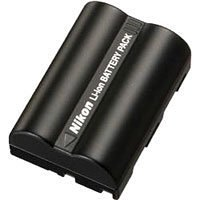 Nikon EN-EL3a Rechargeable Lithium-Ion Battery Pack for D50, D70, D70s, and D100 (Nikon D70 Camera)