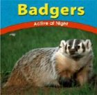 Badgers: Active at Night (The Wild World of Animals) pdf