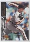 1994 Capitals Deck # 227 Brad Pennington Baltimore Orioles Baseball Card