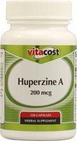 Vitacost Huperzine A – Standardized — 200 mcg – 120 Capsules