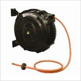 """Reelcraft SGA3665 OLP Spring Retractable Composite Reel, 3/8"""" x 65', 232 Psi, Air/Water Hose Included"""