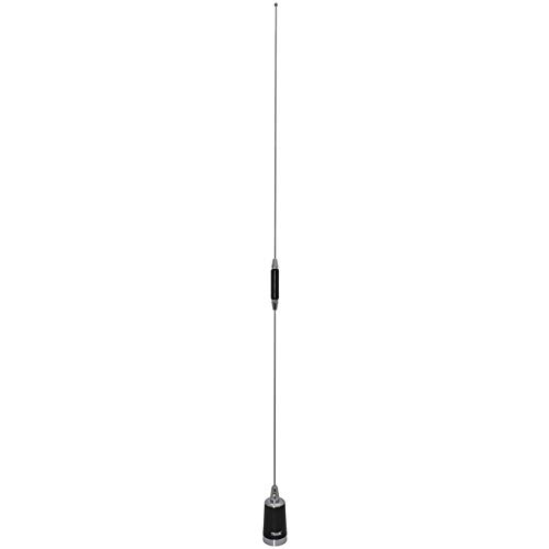 Tram 1180 Pre-Tuned 144MHz-148MHz Vhf/430MHz-450MHz Uhf Amateur Dual-Band Nmo Antenna, 36.50in. x 1.50in. x 1.50in. ()