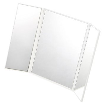 MUJI Folding Three Panel Mirror