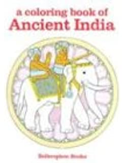 The Ancient Near East Coloring Book (A Bellerophon coloring book ...