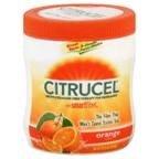 Citrucel Fib Lax Orange Size 16z Citrucel Orange Flavored Fi