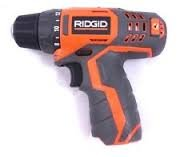 Ridgid R82005 12v Lithium-ion Cordless Drill (Bare Tool Only)