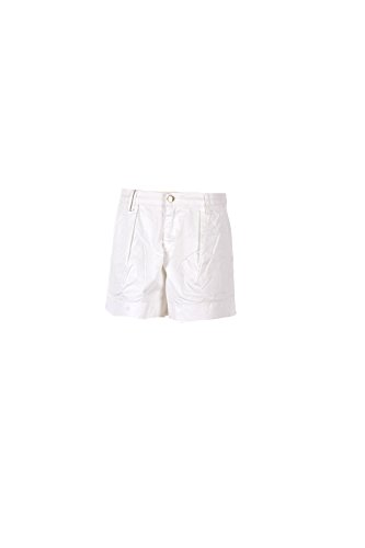 Short Donna Yes-zee 28 Bianco P229 Wb00 Primavera Estate 2017
