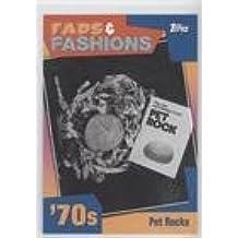 Pet Rocks (Trading Card) 2011 Topps American Pie - Fads & Fashion #FF-2