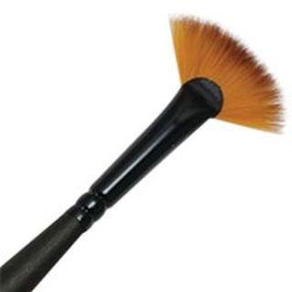 Royal & Langnickel Series 4200 Mini-Majestic Brushes 12/0 fan