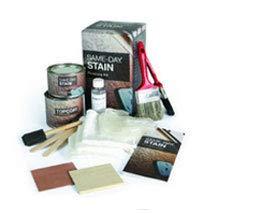(Therma Tru Finishing Kit Cedar Stain Kit for Fiberglass Doors)