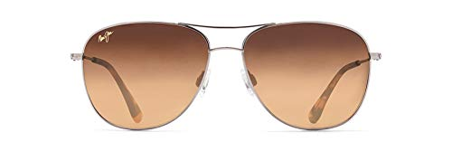 Maui Jim Cliff House Aviator Sunglasses