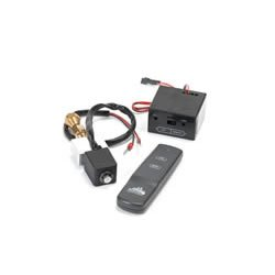 Natural Gas Latchtap Valve System With Remote Control by Hargrove