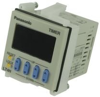 PANASONIC INDUSTRIAL DEVICES LT4H-AC240V TIME DELAY RELAY, SPDT, 999.9H, 240VAC