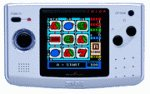 Neo Geo Pocket Color - Blue