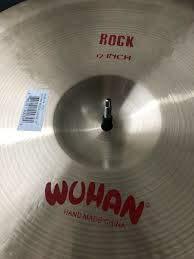 Wuhan Cymbals Rock China 17'' Prototype