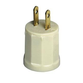 leviton ivory plug in light socket outlet adapter plug light leviton ivory plug in light socket outlet adapter plug