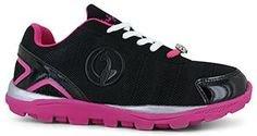 - Baby Phat Float Black/fuchsia Sneaker, Size 6.5