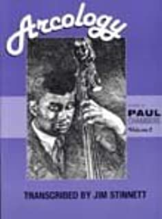 The music of paul chambers vol 2 arcology jim stinnett amazon the music of paul chambers vol 2 arcology jim stinnett amazon books fandeluxe Gallery