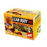 Labrada Lean Body for Her, délicieuse crème glacée au chocolat doux de 20 à 1,6 oz (46 g) de paquets [2 lb (0,92 kg)]