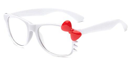 Hello Kitty Kids Baby Toddler Clear Lens Sunglasses Age up to 4 years- - Baby Sunglasses Online