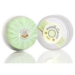 Roger & Gallet Green Tea Soap Bar In Travel Case 3.5 - Crabtree Stores In