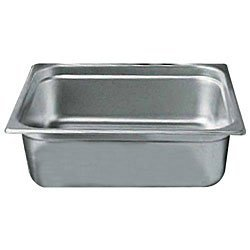 Winco SPF6, 6-Inch Deep Full Size Steam Table Pan, NSF (20.88