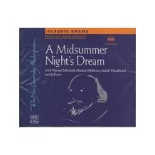 A Midsummer Night's Dream 3 Audio CD Set