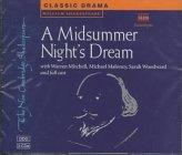 A Midsummer Night's Dream 3 Audio CD Set (New Cambridge Shakespeare Audio) by Brand: Cambridge University Press