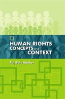 Read Online Human Rights: Concepts and Context PDF