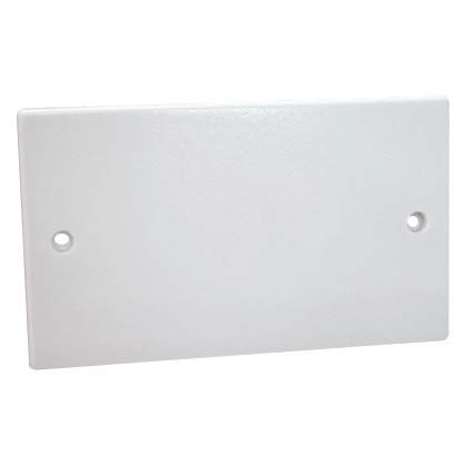 PIFCO Double Blanking Plate Dummy Cover Child Safety Europasonic
