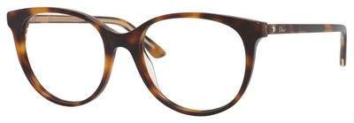 Christian Dior Montaigne 16 Eyeglasses Color NA3