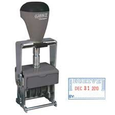 Xstamper Heavy-Duty Self-Inking Message Date Stamp Title Stamp: Received