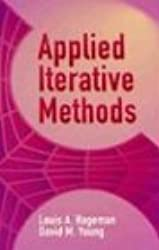 Applied Iterative Methods (Dover Books on Mathematics)