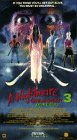 A Nightmare On Elm Street 3: Dream Warriors [VHS]
