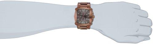 REACTOR Men s 57519 Nucleus Unique Two-Eye Chronograph Watch