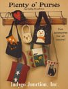- Plenty O Purses Book by Cathy Pendleton of Indygo Junction