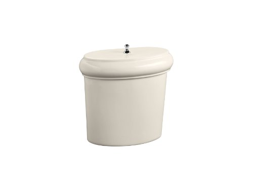 Kohler K-3613-55 Revival Toilet Tank, Less Trim, Innocent Blush - Revival Toilet Tank