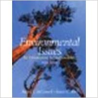 Isbn 9780131566507 environmental issues: an introduction to.