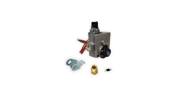 Bradford Blanco 265 - 46181 - 01 - Válvula gas natural para calentador de agua: Amazon.es: Amazon.es