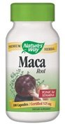 Natures Way Maca Root, 525mg 100 capsules