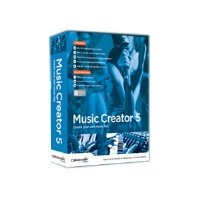 Cakewalk Music Creator 5 Software