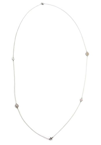 PANDORA Poetic Blooms Necklace590518ENMX-80