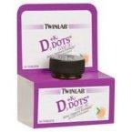 Twin Lab Vitamin D3 1000 & K2 Dots 4x 60 CT