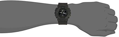 41b54297bda Casio G-Shock Men s Watch GA-100-1A1ER  Amazon.co.uk  Watches